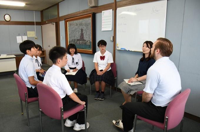 経験談や英語レッスンで盛りだくさんの内容