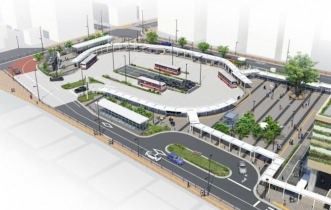 都市交通の改善と快適な公共空間を確保するため