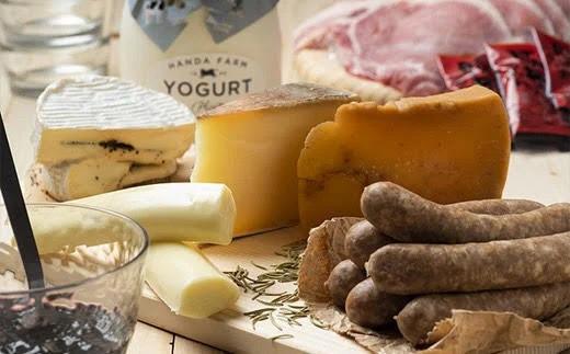 【寄附金額50,000円】ISTチョイス 大樹の名産品セットA(チーズ、ホエー豚加工品など)