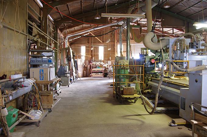 8 ミマツ工芸/ショールーム開設のための導線確保