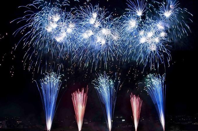 8月21日花火大会のフィナーレに向け寄付を募ります!