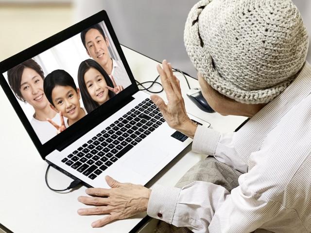 【2021年度実施】高齢者入所施設等オンライン面会支援
