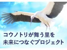 コウノトリが運ぶ、幸せの和を広げたい!~はく製を利用した環境教育の実施~
