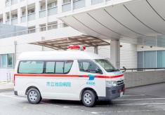 新型コロナウイルス対策 市立池田病院の医療従事者を応援するため