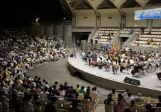 音楽の力で子どもたちを元気に。夏の夜野外で聴くオーケストラ♪日本センチュリー交響楽団の「星空ファミリーコンサート」を成功させたい