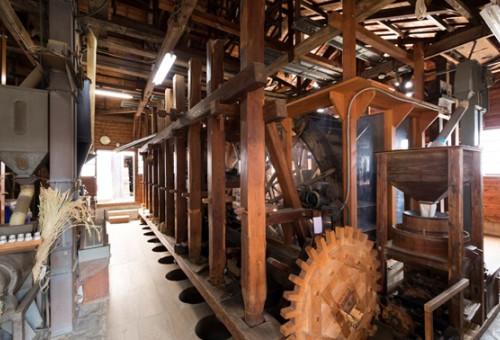 みんなで創ろう!水車の水輪 三鷹市大沢の里水車経営農家水輪再生プロジェクト