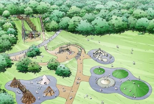 【松戸市21世紀の森と広場】未来につなげる「新たな遊び空間」整備に支援をお願いします!