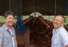 比内地鶏の鶏頭を使ったペットフード「とっと とろとろ(仮)」を開発し、フードロス問題解決と比内地鶏産業を応援したい!