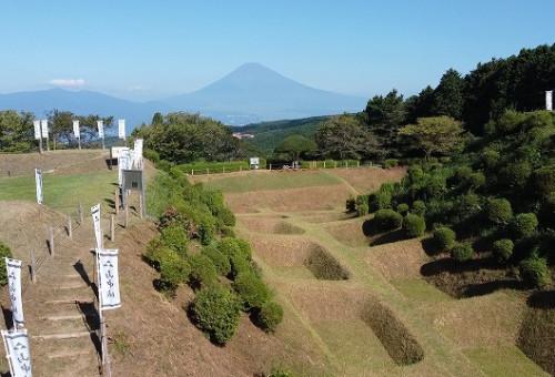 【第3弾】日本が誇る貴重な文化財「山中城跡」を後世へつなげたい。