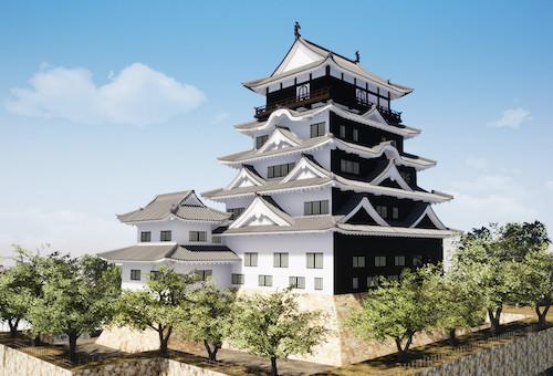 福山城を全国唯一の城に復活させよう!令和の大普請プロジェクト