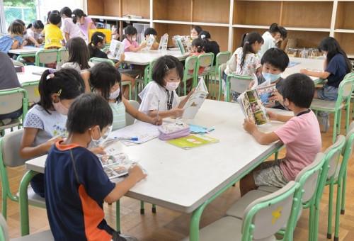 【愛知県日進市】子どもたちのために、保育園、放課後児童クラブ・子ども教室、小中学校図書室、図書館の本を充実させたい!