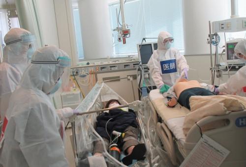 コロナと戦う病院にエールを!みんなで坂出市立病院を支えようプロジェクト