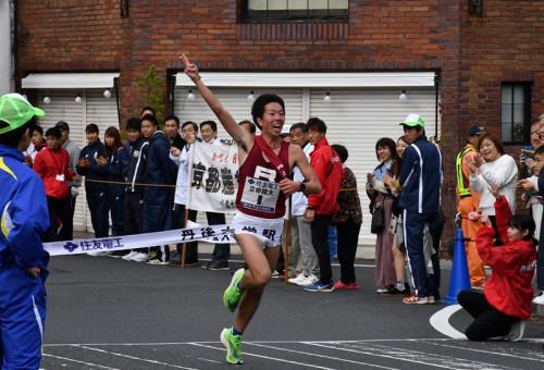 関西学生対校駅伝のさらなる発展のために出場選手の激走をテレビで放映したい!~みんなの力で「箱根」に追いつけ!プロジェクト~