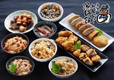GCFで開発した加工品「唐津めしんしゃー漁師飯」の販路を拡大し、漁村に元気を!