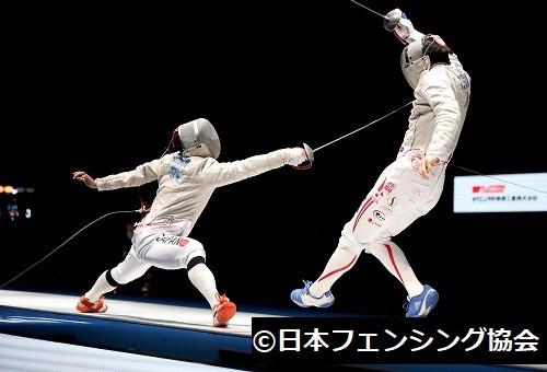 【フェンシング日本代表支援】 世界の頂点を目指すフェンシング日本代表選手を、みなさんの応援で後押し!