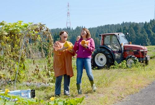 女性農業者の笑顔輝く未来が見たい! 共同食品加工場を建てチャレンジできる場を創る!