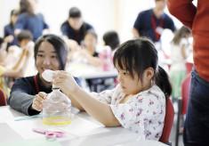 子ども達の未来への可能性を広げる 「非認知能力」を育てる学びの場を より多くの子ども達に届けたい!