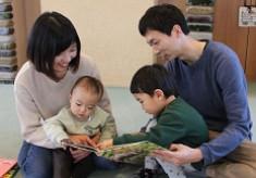 赤ちゃんのことばと心を育む「ブックスタート」を再開させたい!