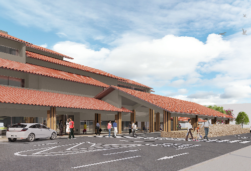 【第2弾】石垣島の原風景である赤瓦屋根を乗せた、懐かしくも新しい新庁舎を建設したい!