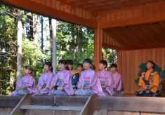 名張の伝統文化を受け継ぎ、古典芸能を学んでいる子どもたちの文化活動を継続させたい!