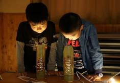豊かな自然と元気なふるさとを残したい!~放置竹林の竹で幻想的な竹灯籠を作ります~