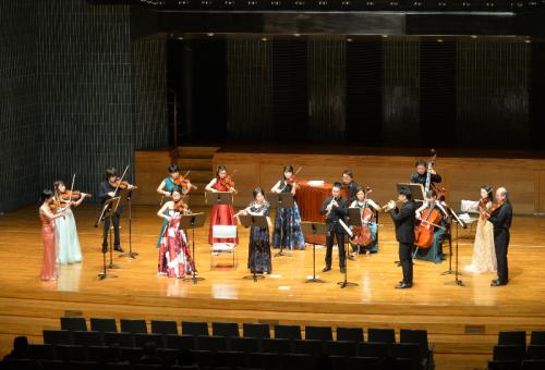 ふくしん夢の音楽堂を拠点に活動する チェンバー・オーケストラの創設を支援したい!