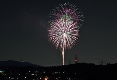 「大切なこと」に思いを馳せる市制50周年花火をみんなで打ち上げたい!