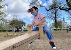 子どものわんぱく遊びを応援したい!~わくわくプレーパークin宇部~