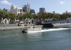 第2弾|阿波の青石で憩いの水辺空間へ|次世代へ継承!「新町川の護岸」魅力化プロジェクト