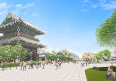 【京都市初の「市民緑地」】 皆様に愛される新たな名所づくりを応援してください!!
