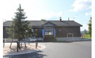 9月4日、比布駅がいよいよグランドオープン