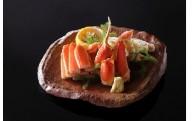 『京都吉兆』ふるさと納税限定返礼品「蟹野菜鍋」