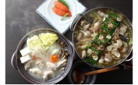 福岡3大名物~もつ鍋、水炊き、明太子のお得セット