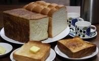 こむぎ・家の「食パン3本詰合せ」