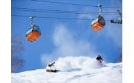 札幌国際スキー場アーリーモーニングゲレンデ