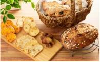 愛情たっぷり手づくりパン