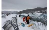 雪害復旧支援寄附のご協力をお願いします。