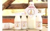 全国初!ジャージー牛の「特別牛乳」