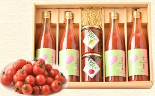 申込3月31日まで!にいみ農園のトマトジュース