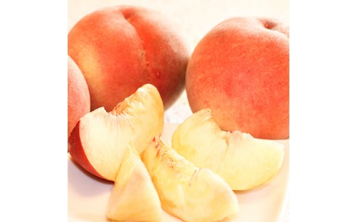 甲府盆地の気候が生み出す芳醇な味わい山梨県産 桃