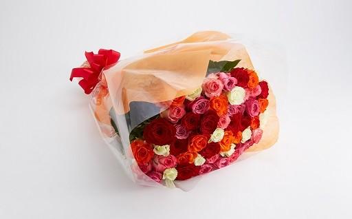 『母の日』にお勧め!豪華で美しいバラの花束!!