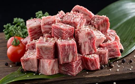 訳あり更に増量!佐賀牛サイコロフィレ肉900g