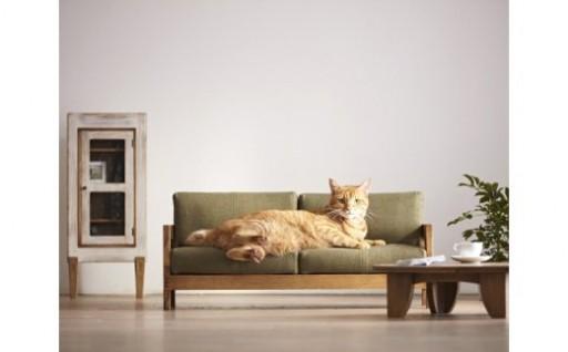 ネコ家具 ソファ受付開始です。