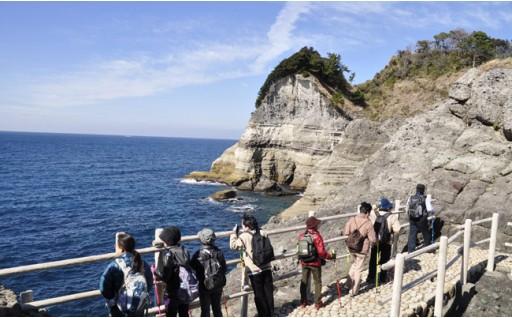 祝!伊豆半島世界ジオパーク認定GEOウォーキング