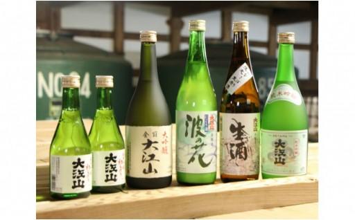 NEW限定30本【新酒まつり】能登の地酒 大江山