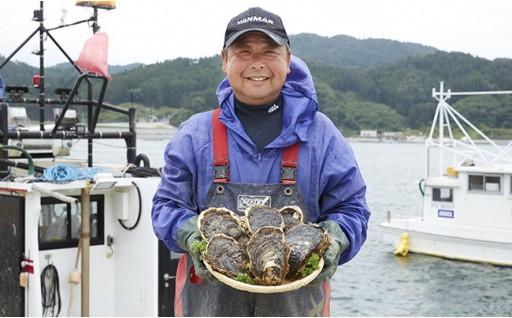 これからが旬の岩牡蠣