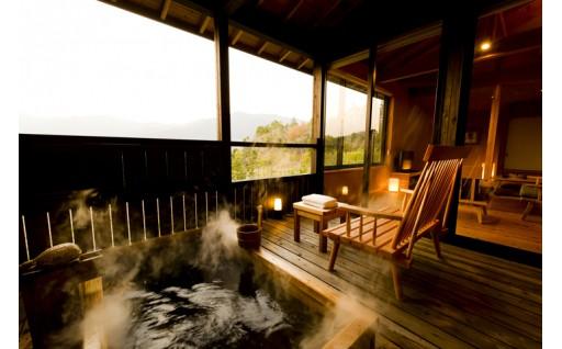 お部屋の露天風呂で、のんびりお過ごしください♪
