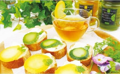 すっきり柑橘で暑い夏を乗り越えましょう!