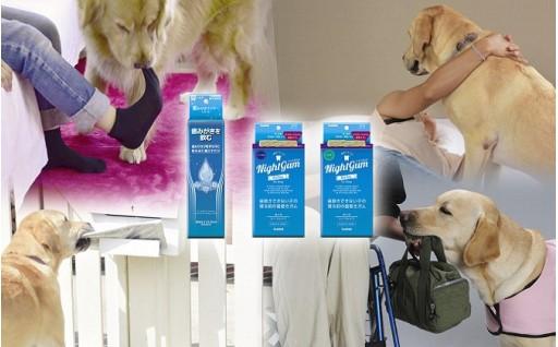 日本介助犬福祉協会 応援セットA
