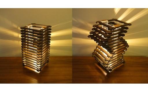 好みのデザインでディスプレイ スライドタワー行灯